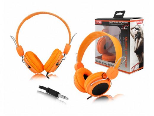 Słuchawki nauszne LTC58 LTC...