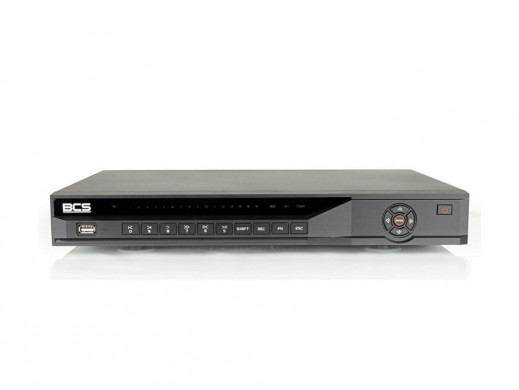 Rejestrator 4-kanałowy BCS-DVR0401M