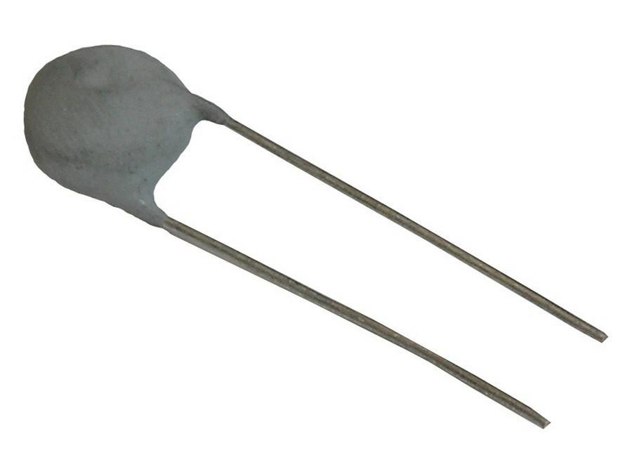 Termistor NTC 2,5R 22mm 8A