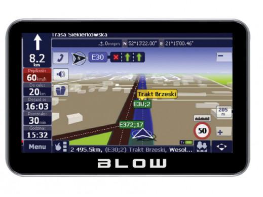 """Nawigacja 4,3"""" GPS43 4GB..."""