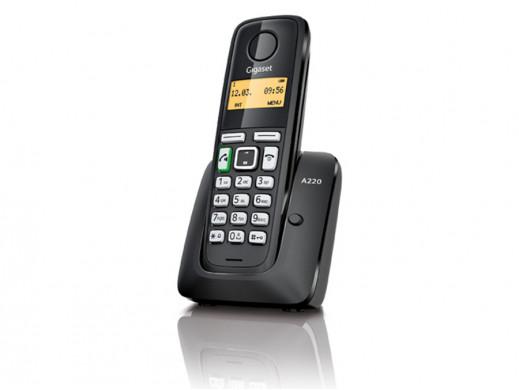 Telefon bezprzewodowy A220...