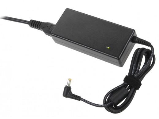 Zasilacz do laptopa Asus/Acer/HP/Toshiba 19V/4.74A/5.5/2.5 z przewodem zasilającym Quer