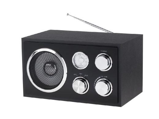 Drewniane radio anologowe...