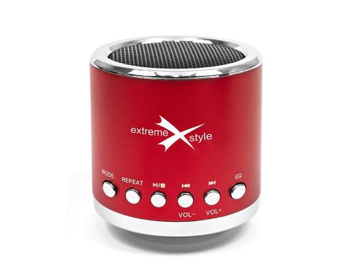 Głośnik komputerowy EPS-410 czerwony