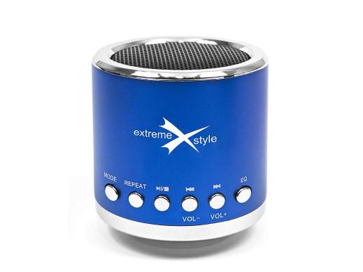 Głośnik komputerowy EPS-410 niebieski