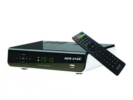 Tuner DVBT 205HD z...