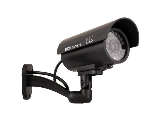 Atrapa kamery IR9000 B IR LED