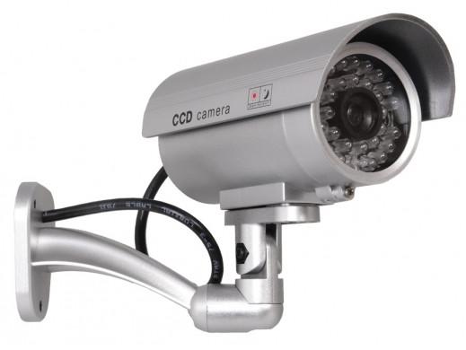 Atrapa kamery IR9000 S IR LED
