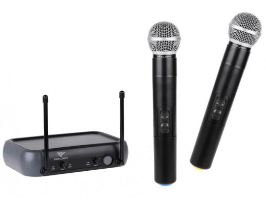 Zestaw mikrofonów do ręki JS-268V Azusa bezprzewodowe