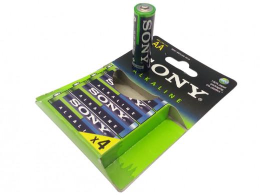 Bateria R-06 Sony Alkaline
