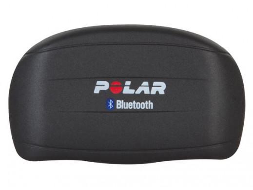 Pas sportowy Polar Wearlink z nadajnikiem Bt H7 Smart do Android i Symbian OS