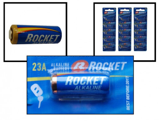 Bateria 23A 12V Rocket