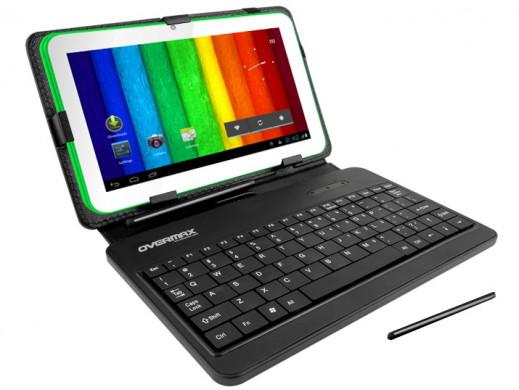 Etui na tablet z klawiatura i touchpadem OV-KL10-01 Overmax