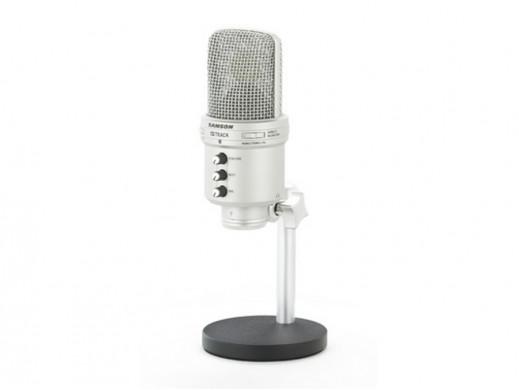 Mikrofon studyjny pojemnościowy G-Track Samson