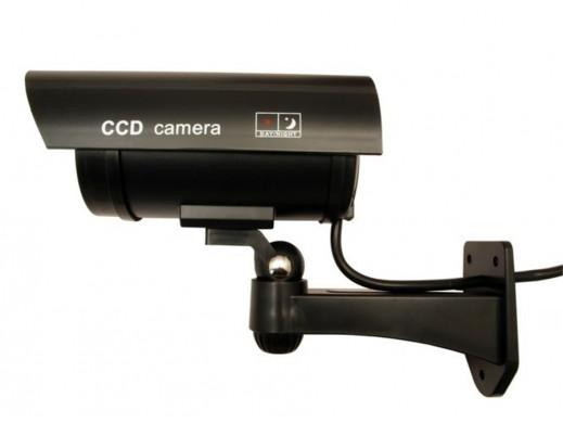 Atrapa kamery CA-11 czarna