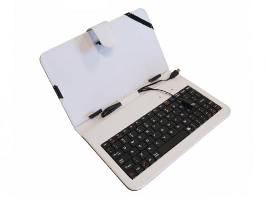 Etui z klawiaturą na tablet...