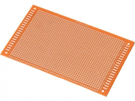 Płytka uniwersalna wiercona 9x15cm 90x150mm