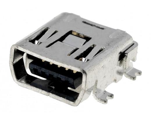Gniazdo mini USB typ C smd...