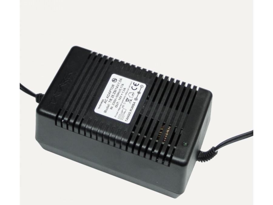 Zasilacz sieciowy stabilizowany 14V 1,5A 25ZSI (+)TATAREK
