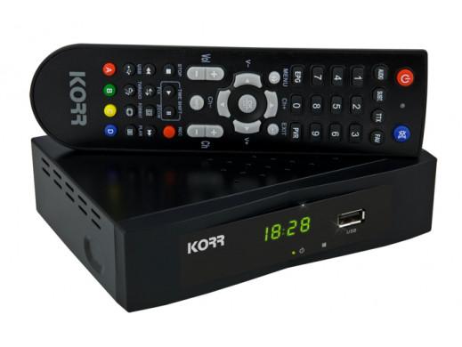 Tuner cyfrowy DVB-T HD-158...