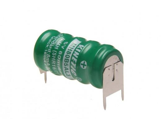 Akumulator 6V MH80B5AL3 80mA 3pin