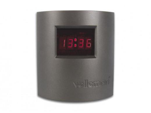 Zegar cyfrowy LED MK151 Velleman zestaw do samodzielnego montażu