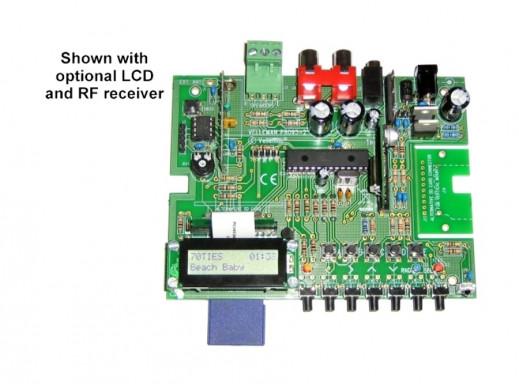 Odtwarzacz MP3 K8095...