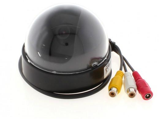 Kamera kopułkowa kolor WL-3308A 380 Tvl 3,6mm