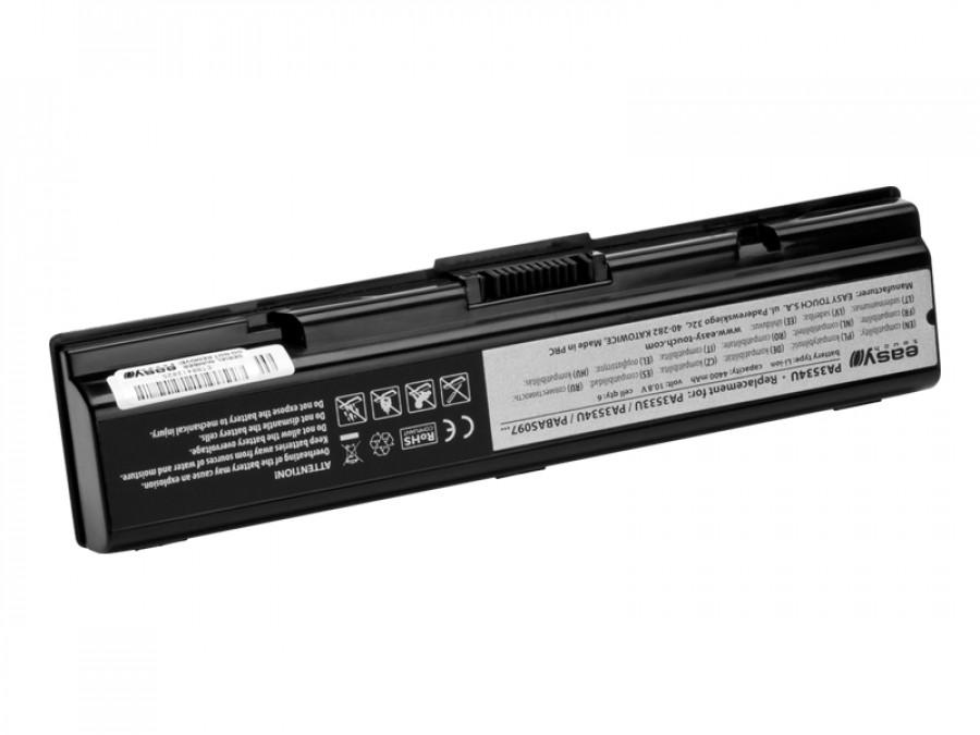 Bateria zastępcza ETB-PA3534U 4400MAH do Toshiba A200 L300