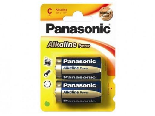 Bateria R-14 Alkaline...