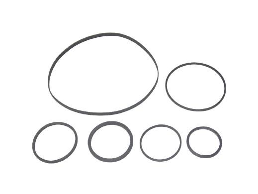 Pasek gumowy grubość 1,2mm średnica 60mm 1,2*60mm