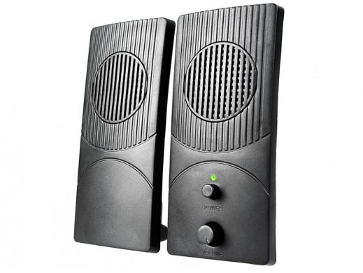 Głośniki komputerowe USB 2.0 basic Takeme