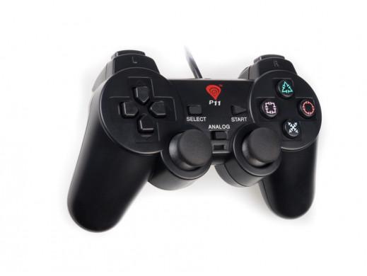 Gamepad Genesis P11 PS2 Natec