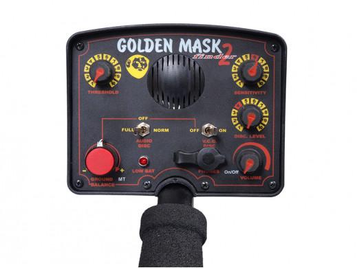 Wykrywacz metali GM2 Golden...