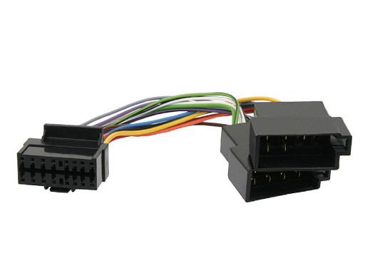 Złącze samochodowe Clarion CZ-301E-ISO