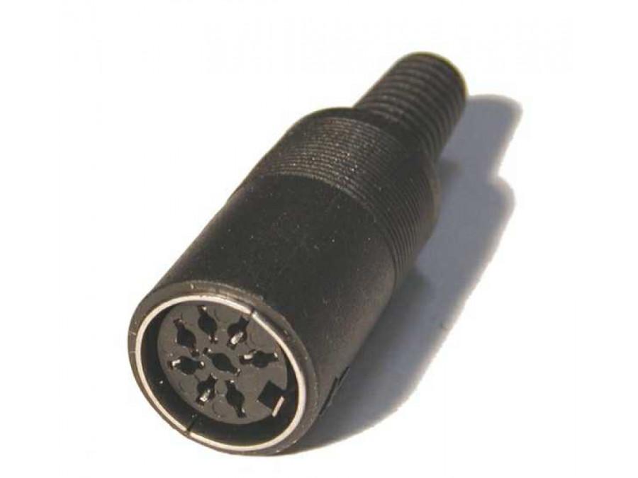 Gniazdo Din 8 na kabel