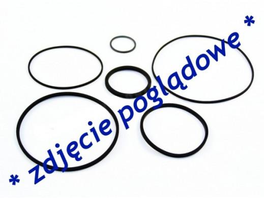Pasek gumowy grubość 1,2mm średnica 50mm