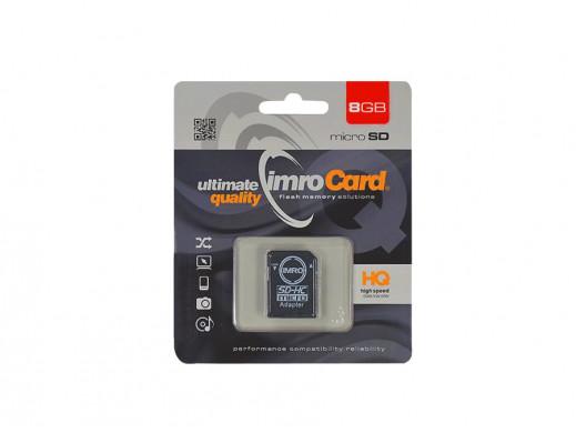 Karta pamięci 8gb microSD z...