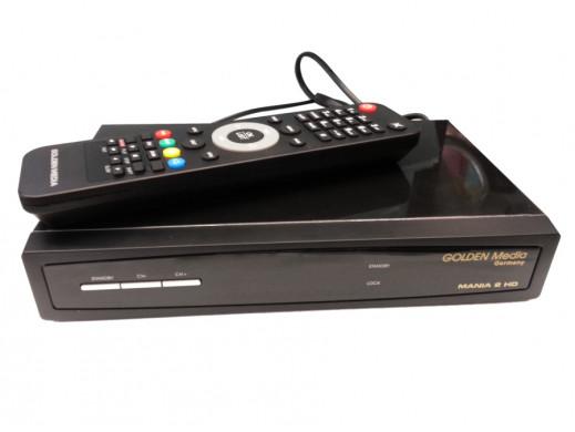 Tuner DVB-T Mania2 Golden Media