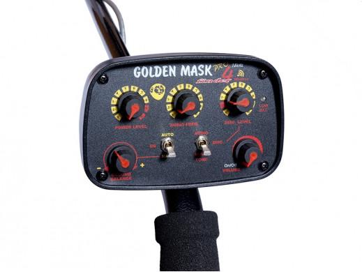 Wykrywacz metali GM4 Pro...