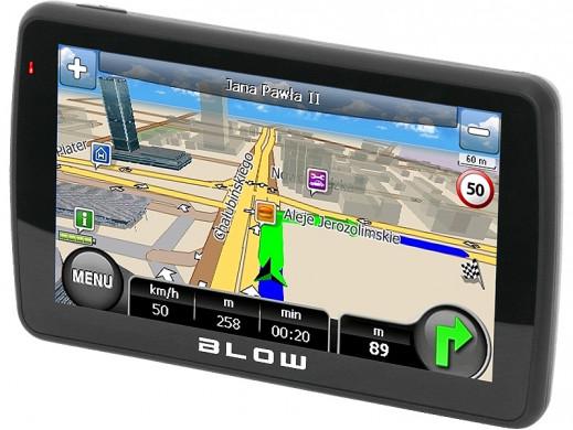 Nawigacja GPS 4GB MapaMap...