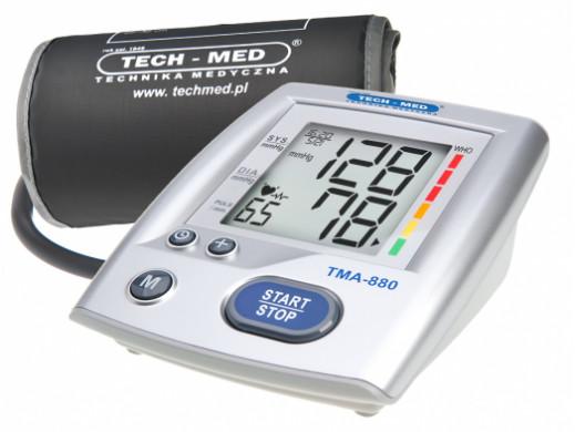 Ciśnieniomierz naramienny TMA-880 Techmed