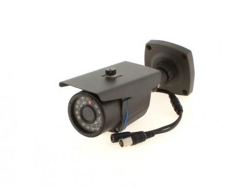 Kamera kolor C62-36 600TVL 3,6mm zewnetrzna IR