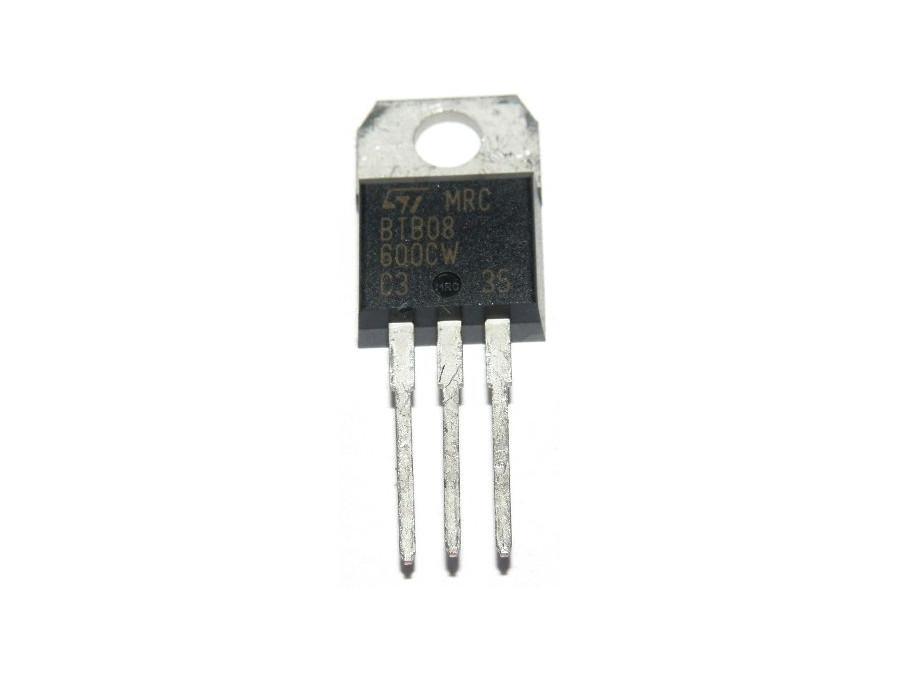 Triak BTB08-600CW To220