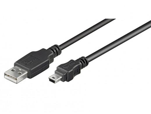 Przewód USB-miniUSB 2.0...