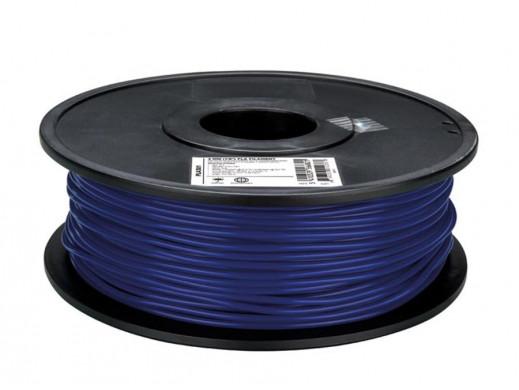 Przewód PLA 3mm do drukarki 3D niebieski