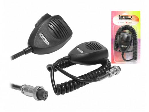 Mikrofon-gruszka CB FE100 6pin