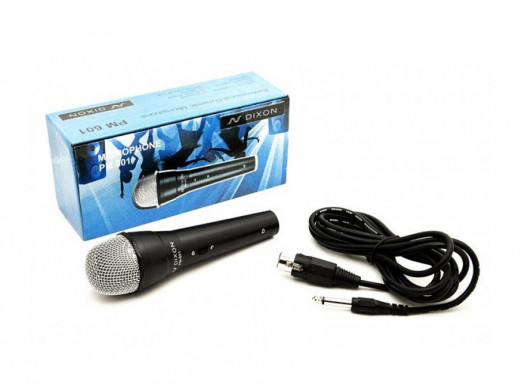 Mikrofon dynamiczny PM-601 VoiceKraft