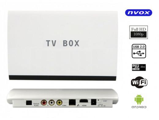 Odtwarzacz multimedialny TV...