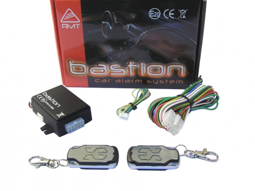 Alarm samochodowy AMT Bastion pilot P049